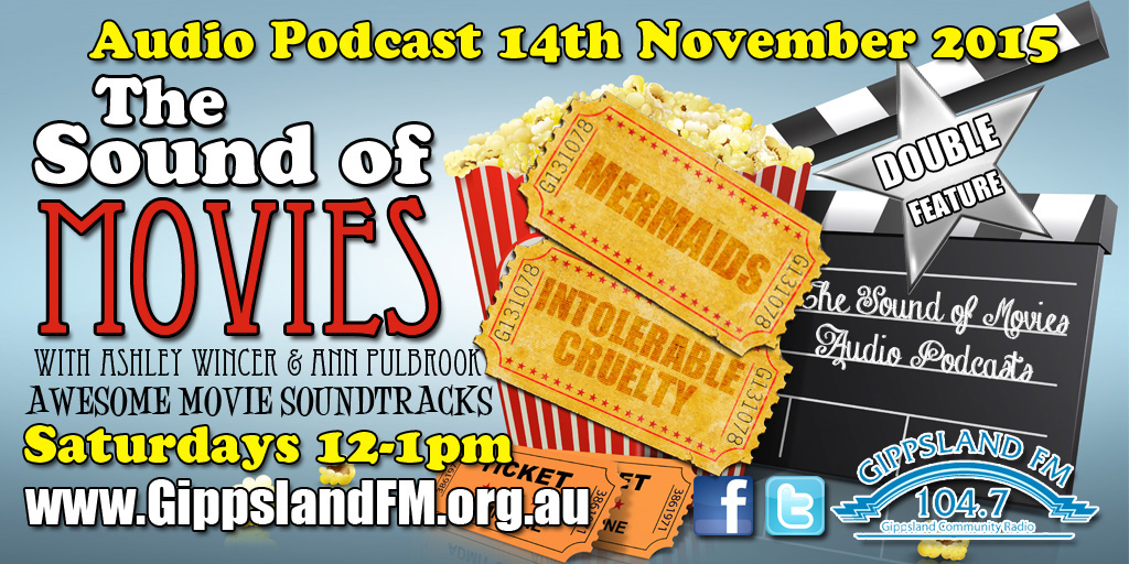 ashleywincer.com sample soundofmovies.com.au podcast