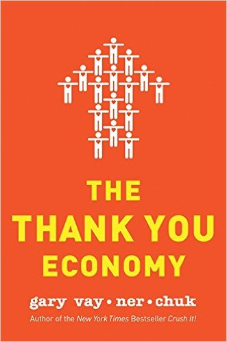 The Thank You Economy by Gary Vaynerchuk is a social media survival guide