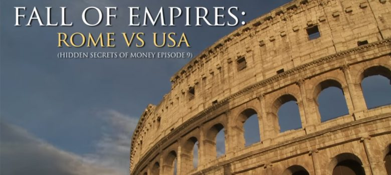 Hidden Secrets of Money video of Rome vs USA is incredibly revealing