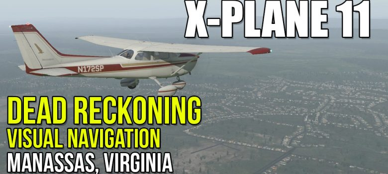 X-Plane 11 Flight Simulator Videos to Train Pilots